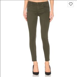NWT Joe's Jeans Icon Ankle Frayed Skinny Jeans 28